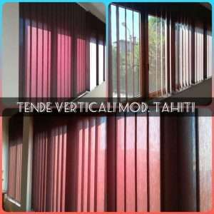 Tende verticali modello Tahiti